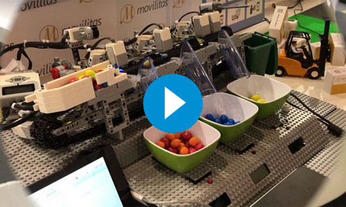 IoT Lego Factory & Supply Chain