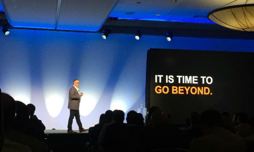 Big Stage presentation - It's time to go beyond